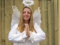 Engel-pak met vleugeltjes
