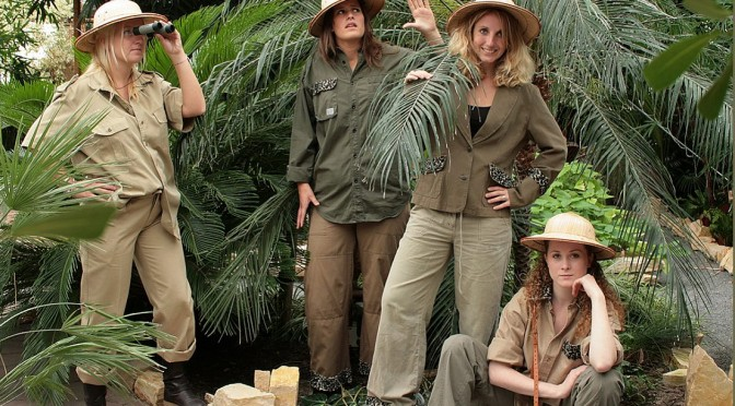 Jungle outfits